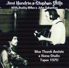 Jimi Hendrix & Stephen Stills - Home Studio Tapes 1970 (CD)