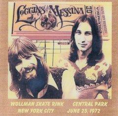 Loggins & Messina - New York City 1972 (CD-FM SBD)