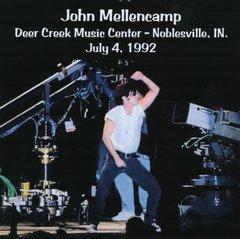 John Mellencamp - Noblesville, IN. 1992 (2 CD's, SBD)