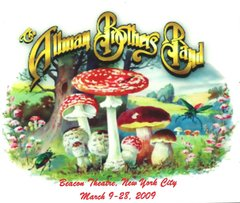 Allman Brothers Band - Beacon Theatre 40th Anniversary 2009 (4 CD's)