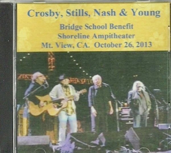 Crosby, Stills, Nash & Young - Mountain View 2013 (CD ...