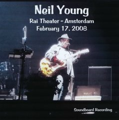 Neil Young - Amsterdam 2008 (2 CD's, SBD)