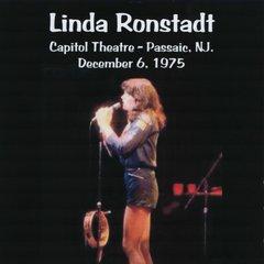 Linda Ronstadt - Passaic, NJ. 1975 (CD, SBD)