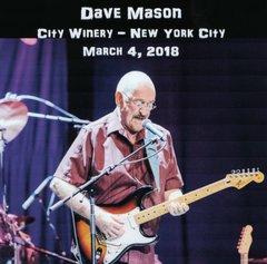 Dave Mason - New York City 2018 (2 CD's)