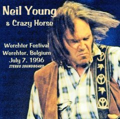 Neil Young & Crazy Horse -Werchter 1996 (2 CD's, Stereo SBD)