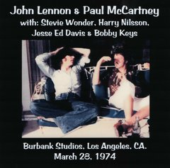 John Lennon & Paul McCartney - Los Angeles 1974 (CD, SBD)