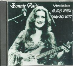 Bonnie Raitt Live - Amsterdam 1977 CD