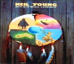 Neil Young - Rock n' Roll Cowboy-A Life On The Road (4 CD's)
