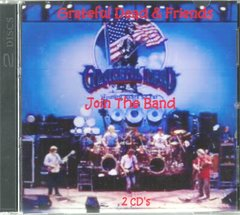 Grateful Dead & Friends - Join The Band (2 CD's)