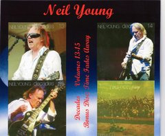 "Neil Young - Decades Volumes 13-15 +Bonus Disc ""Time Fades Away""(4 CD's)"