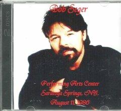 Bob Seger & The Silver Bullet Band - Saratoga Springs 1986 (2 CD)