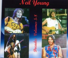 Neil Young - Decades Volumes 5-8 (4 CD's)