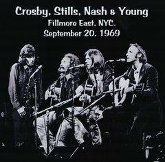 Crosby, Stills, Nash & Young - New York City 1969 (CD, SBD)
