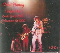 Neil Young - Santa Cruz, CA. - Catalyst Club 1990 (3 CD's)