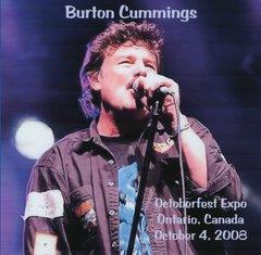Burton Cummings (The Guess Who) - Ontario 2008 (CD)