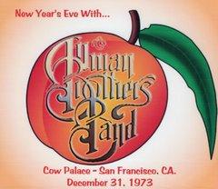 Allman Brothers Band - San Francisco 1973 (4 CD's)