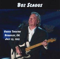 Boz Scaggs - Berkeley 1995 (2 CD's, SBD)