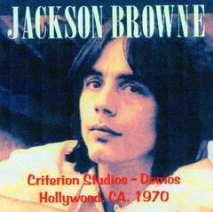 Jackson Browne - Criterion Demos 1970 (CD)