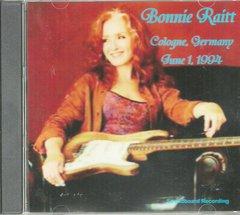 Bonnie Raitt Live - Cologne 1994 (CD)