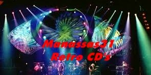 Manassas31 Retro CD's