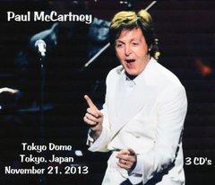 Paul McCartney - Tokyo 2013 (3 CD's)