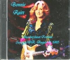 Bonnie Raitt Live - Seattle 1985 (2 CD)