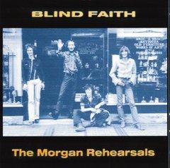 Blind Faith (Clapton, Winwood, Baker-The Morgan Rehearsals 1969 (2 CD's)