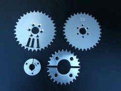 Engine Gear Hub, Steel with bolts