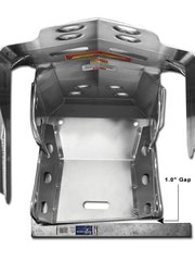 BUTLERBUILT, E-Z II Micro Standard Seat Series 10 Degree Layback Micro Sprint Containment Seat