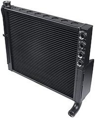ALLSTAR Performance Cross Flow Radiator (Chassis Mount), ALL30030