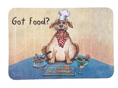 Got Food? Feeding Mat