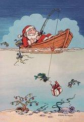 Christmas Keeper Christmas Cards