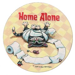 Home Alone Absorbent Coaster Set