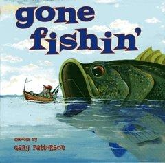"""Gone Fishin'"" Gift Book"