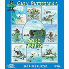 Gone Fishing Puzzle