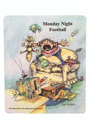 Monday Night Football Mouse Pad