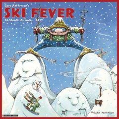 2017 Ski Fever Wall Calendar