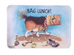 Bag Lunch! Feeding Mat