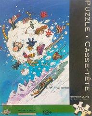 Snowballing Puzzle