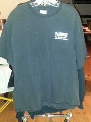 *Vintage!* Nine Inch Nails staff Warehouse shirts X-Large t-shirt