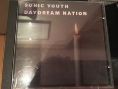 "SONIC YOUTH - ""Daydream Nation"" original pressing CD, rare, Enigma / Blast First"