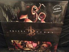 """SKINNY PUPPY ultra rare """"Greater Wrong of the Right"""" 180 gram vinyl LP collectors"""