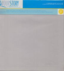 "Provo Craft 12.5"" x 12.5"" Your Story Laminating Pouches"