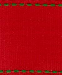 Celebrate It Ribbon 1.5 Inch Red & Green Grosgrain Wired Edge Ribbon