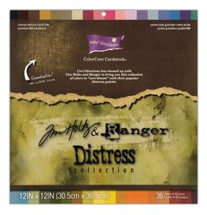 Core'dinations by Tim Holtz & Ranger: Distress Collection