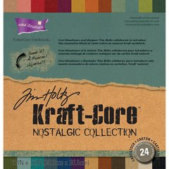 Core'dinations by Tim Holtz Kraft-Core: Nostalgic Collection