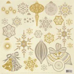 Anna Griffin Die Cut Embellishments (Cecile Collection)