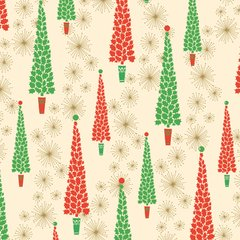 Anna Griffin Glitter Trees (Twinkle Bright Collection)