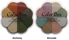 Clearsnap Colorbox Pigment Metallic Petal Point Ink Pads
