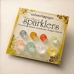 Webster's Pages Medallion Sparklers